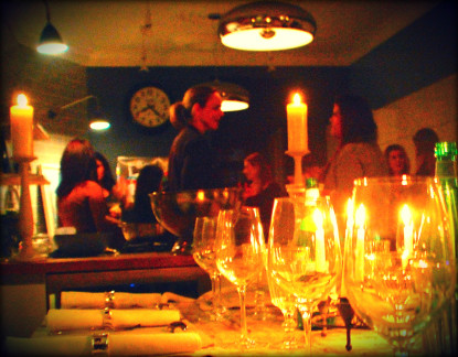 supper club, pregnancy, london, Muswell Hill