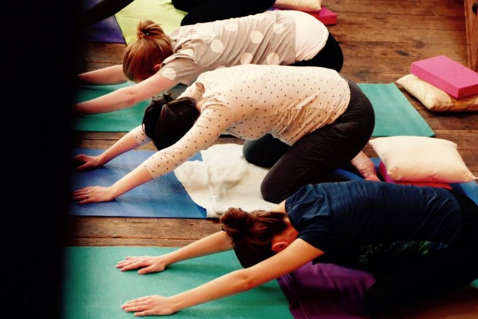 Pregnancy Yoga & Lunch, South London