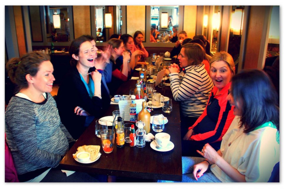 Yoga & Brunch, Clapham