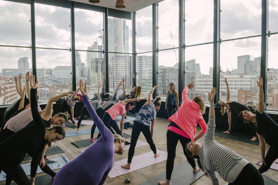 Pregnancy Yoga & Lunch, Shoreditch