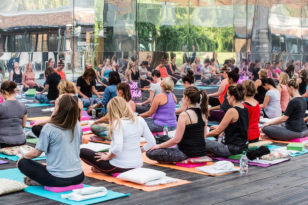 Yoga & Light Bites, Dulwich