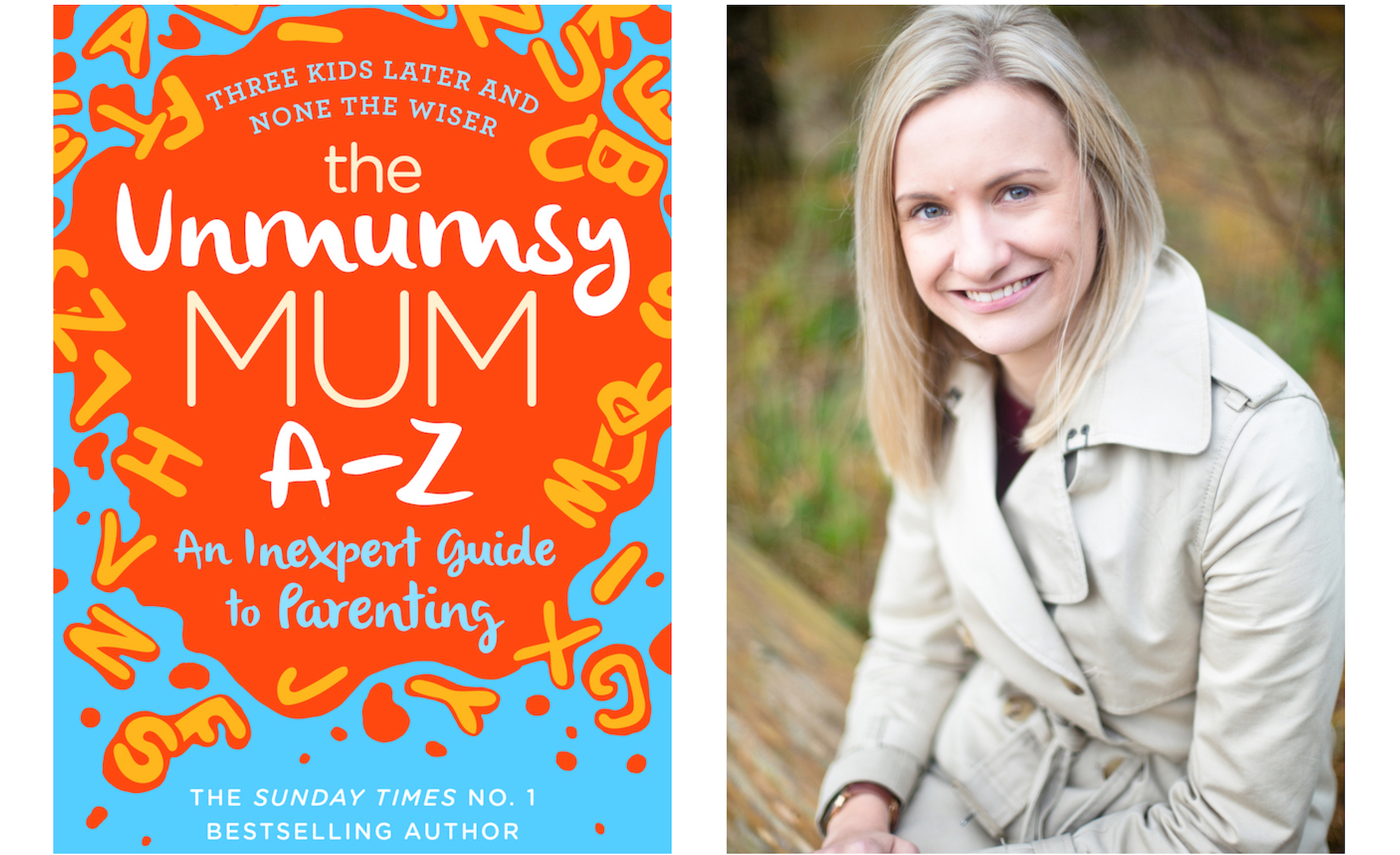 The Unmumsy Mum A-Z – An Inexpert Guide to Parenting